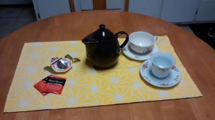 Come for tea