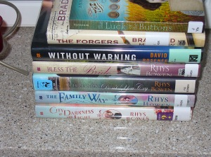 second fiction stack