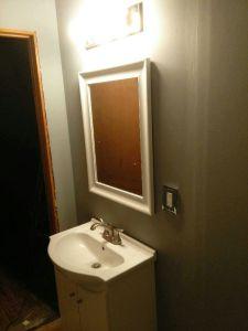 bathroom recon