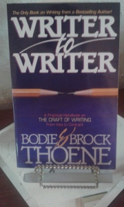 Writer to Writer by Bodie & Brock Thoene